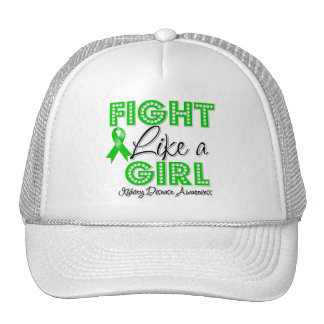 Fight Like a Girl Dazzling - Kidney Disease Cap