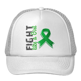 Fight Like A Girl Depression 28 8 Trucker Hat