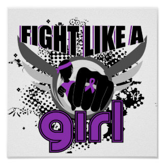 Fight Like A Girl Domestic Violence 33 8 Posters