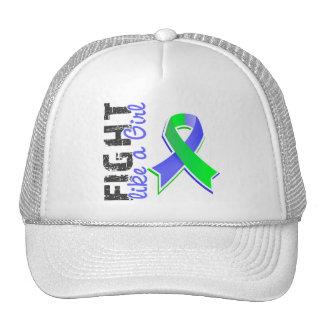 Fight Like A Girl EDS 28 8 Hats