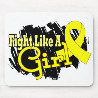 Fight Like A Girl Endometriosis 17 8 Mouse Pads