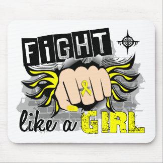Fight Like A Girl Endometriosis 27 8 Mousepads