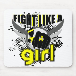Fight Like A Girl Endometriosis 33 8 Mouse Pads