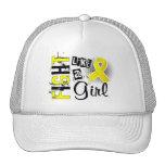 Fight Like A Girl Endometriosis 36.8 Mesh Hat