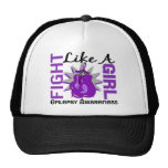 Fight Like A Girl Epilepsy 8.3 Hat
