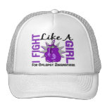 Fight Like A Girl Epilepsy 8.5 Hat