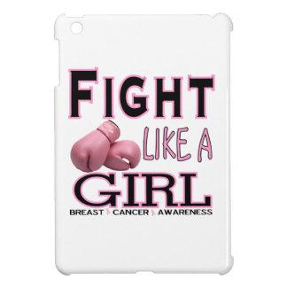 Fight Like a Girl iPad Mini Covers