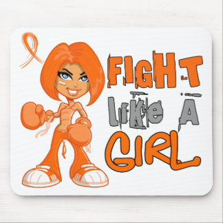 Fight Like a Girl Kidney Cancer 42 8 png Mousepad