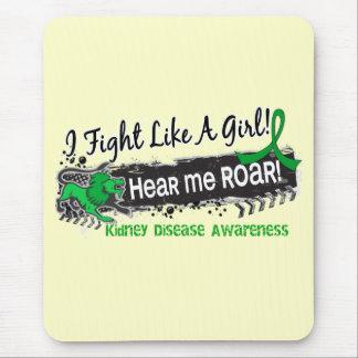 Fight Like A Girl Kidney Disease 19 1 Mousepads