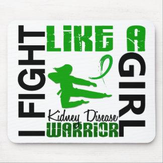 Fight Like A Girl Kidney Disease 3 2 Mousepad