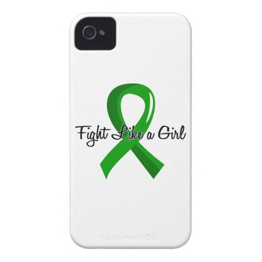 Fight Like A Girl Kidney Disease 41.8 iPhone 4 Case-Mate Case