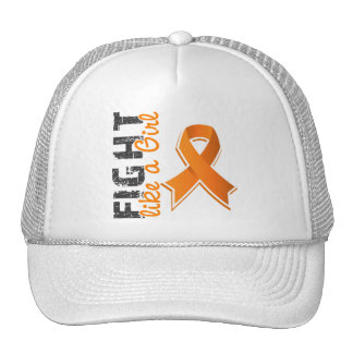 Fight Like A Girl Leukemia 28 8 Hat