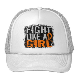 Fight Like a Girl Leukemia 31 8 Hat