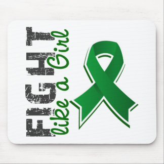 Fight Like A Girl Liver Disease 28 8 Mouse Pad
