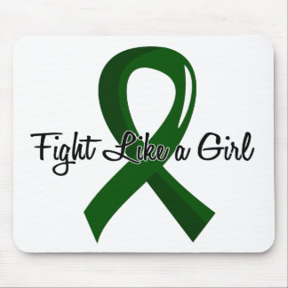Fight Like A Girl Liver Disease 41 8 Mouse Pad