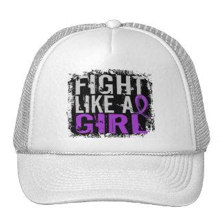 Fight Like a Girl Lupus 31 8 Mesh Hats