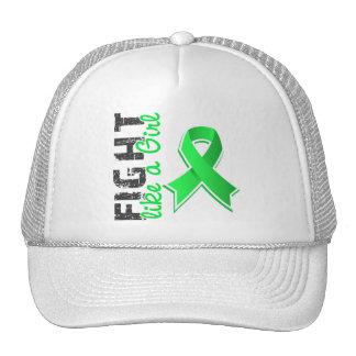 Fight Like A Girl Lymphoma 28 8 Hat