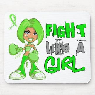 Fight Like a Girl Lymphoma 42 8 png Mousepads