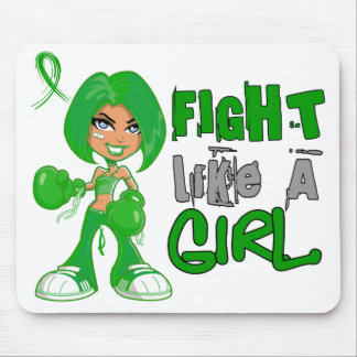 Fight Like a Girl Mental Health 42 8 png Mousepads