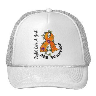 Fight Like A Girl MS 29 4 Trucker Hats