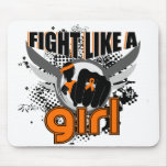 Fight Like A Girl MS 33.8 Mouse Mats