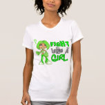 Fight Like a Girl Muscular Dystrophy 42.8.png T-shirts
