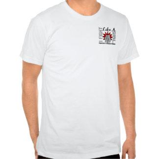 Fight Like A Girl Parkinson s Disease 8 2 Shirts