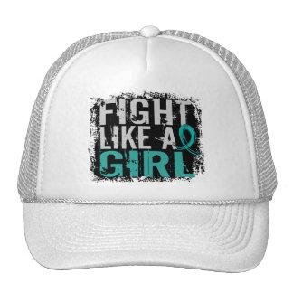 Fight Like a Girl PCOS 31 8 Trucker Hat