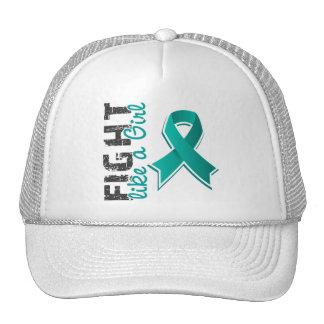 Fight Like A Girl PKD 28 8 Trucker Hats