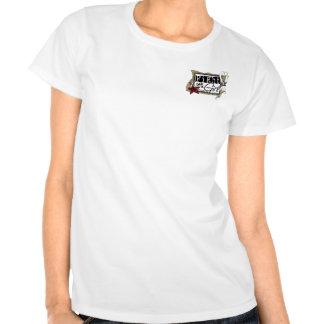 Fight Like A Girl Retinoblastoma 24 8 T Shirt