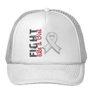 Fight Like A Girl Retinoblastoma 28 8 Hat