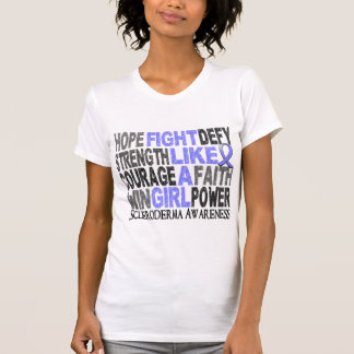 Fight Like A Girl Scleroderma 23 3 Tank Tops