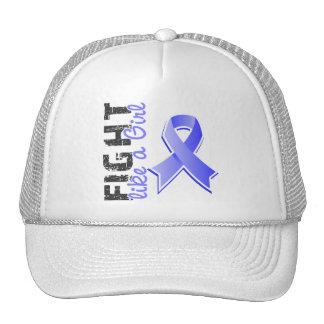 Fight Like A Girl Scleroderma 28 8 Trucker Hats