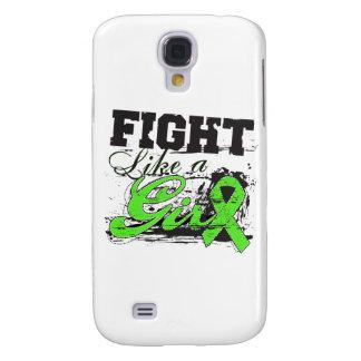 Fight Like a Girl Spler Non-Hodgkin's Lymphoma Samsung Galaxy S4 Case