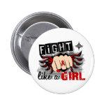 Fight Like A Girl Stroke 27.8 Button