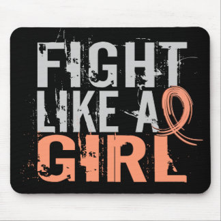 Fight Like a Girl Uterine Cancer 31 8 Mouse Pads
