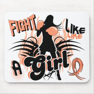 Fight Like A Girl Uterine Cancer 35 8 Mouse Pads