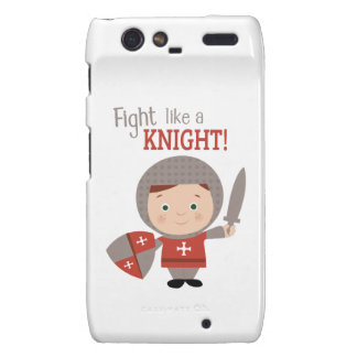 Fight Like A Knight! Motorola Droid RAZR Cases