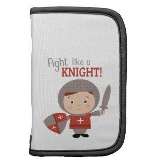 Fight Like A Knight! Organizer