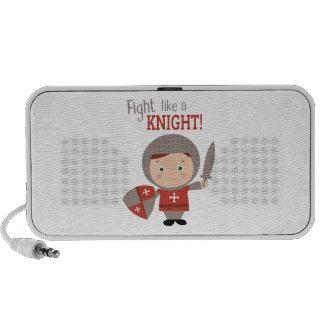 Fight Like A Knight! Mini Speaker