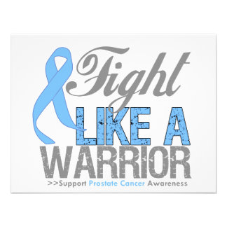 Fight Like a Warrior Prostate Cancer Announcement