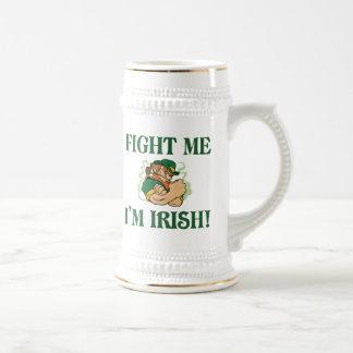Fight Me I'm Irish Mugs