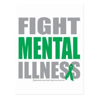 Fight Mental Illness Postcards