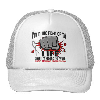 Fight Of My Life 2 Brain Cancer Cap
