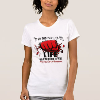 Fight Of My Life 2 Head And Neck Cancer T Shirt