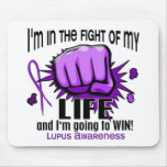 Fight Of My Life 2 Lupus Mouse Pad