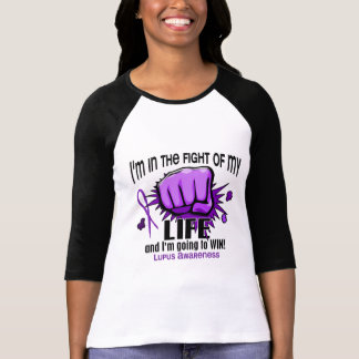 Fight Of My Life 2 Lupus T-shirts