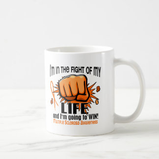 Fight Of My Life 2 Multiple Sclerosis Coffee Mugs