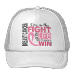 Fight Of My Life Breast Cancer Hats