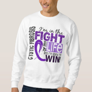 Fight Of My Life Cystic Fibrosis Sweatshirt